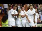 Реал Мадрид 5-0 Бетис (29.08.15, Ла Лига, 2-й тур)