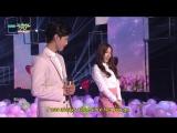 Park Bogum & Irene - One and Half - 박보검 & 아이린 - 일과 이분의 일 [Music Bank HOT Stage - 2015.05.01]