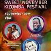 Sweet november Kizomba festival. Ufa 01-04|11|14