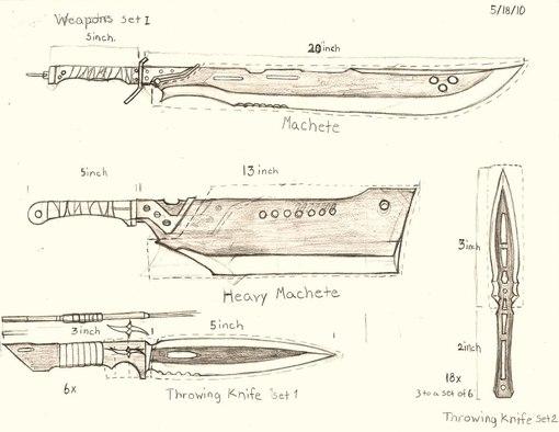 Изготовление холодного оружия статья своими руками