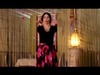 Уроки цыганского танца Венеры Ферарь №4 (gipsy dance lessons)