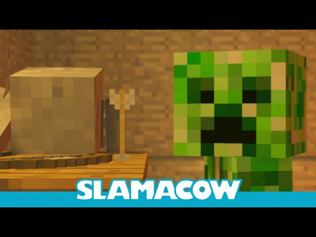 Creeper Anger Issues