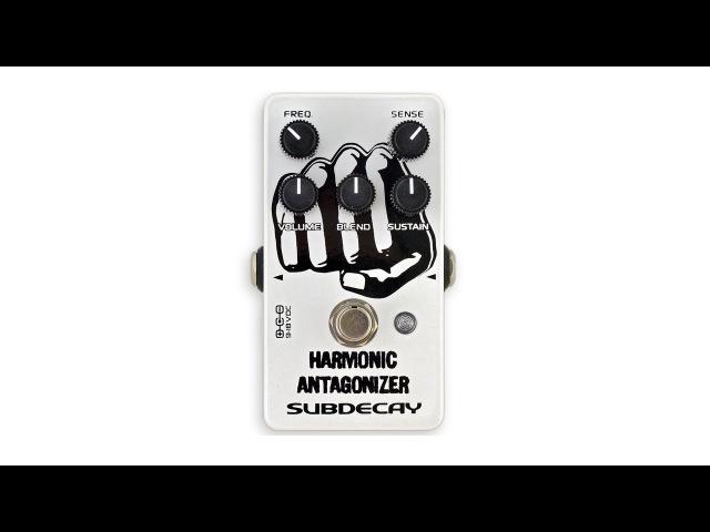 Subdecay Harmonic Antagonizer Fuzz Oscillator