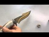 Авторский нож