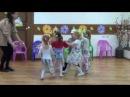 Ритмика для детей 3-4 лет. Открытый урок по ритмике 2015.kapetoshka