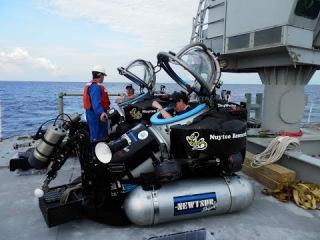 Глубоководный аппарат АРС-600 на службе ВМФ России