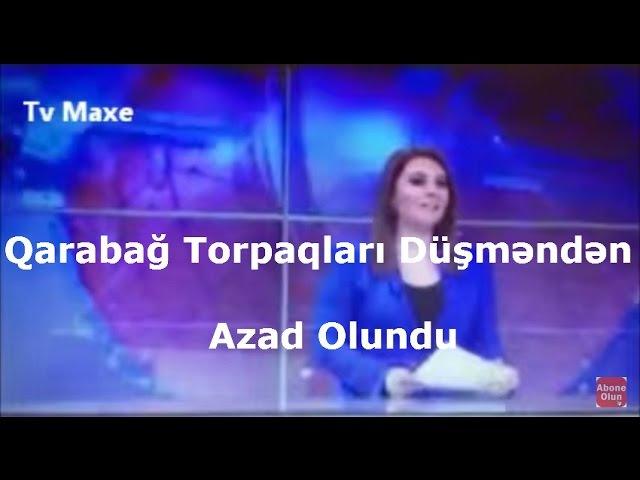 QARABAG ISGALDAN AZAD OLUNDU - ATV XEBER 07.07.2015