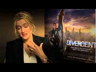 Kate Winslet on Divergent: 'There's a lot to be said for having conviction'