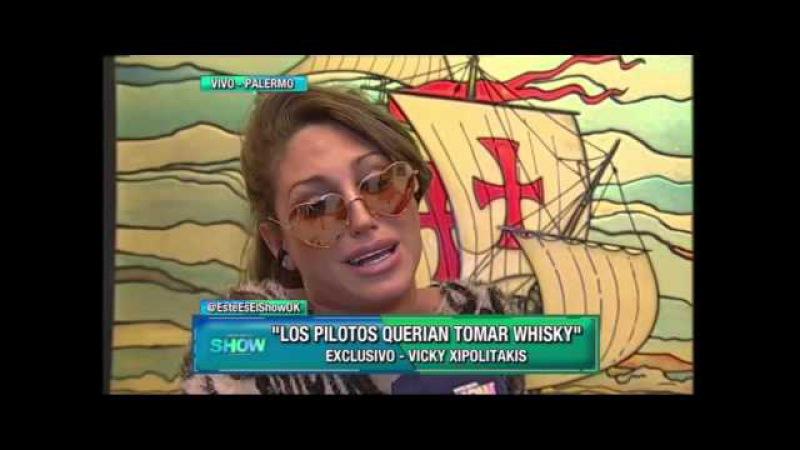 Connie Ansaldi enfrento Vicky Xipolitakis en Este Es El Show