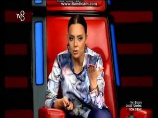 O Ses Türkiye. Meltem Abbasova