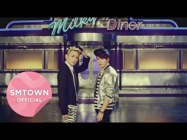 Toheart (WooHyun Key) 'Delicious' MV Performance Ver.