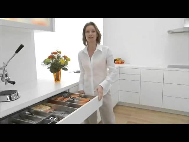 Удобная кухня Современные механизмы