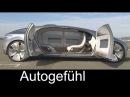 F015 Driving in San Francisco Mercedes concept F 015 Luxury in Motion autonomous car Autogefühl