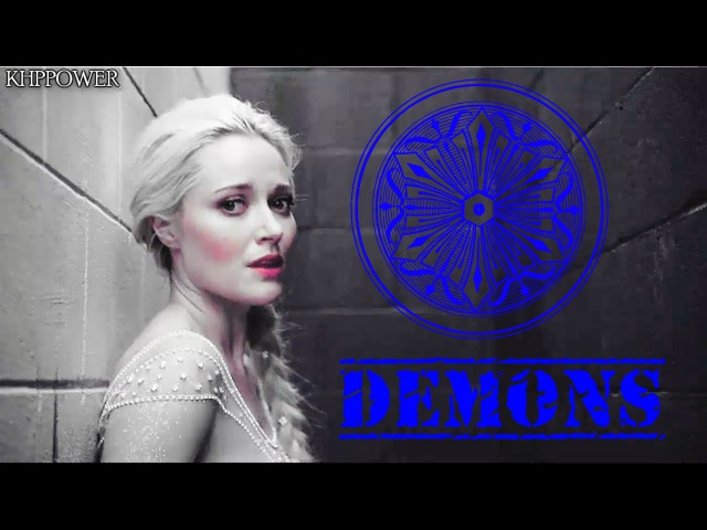 Elsa [OUAT] ✖ Demons