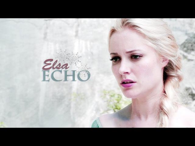 ► Elsa (OUAT) || Echo