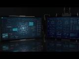 FUI ECHO - Screen Graphics Fantasy User Interface