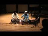 Tabla jugalbandi by Manjit Singh and Gurpreet Singh at University of Auckland
