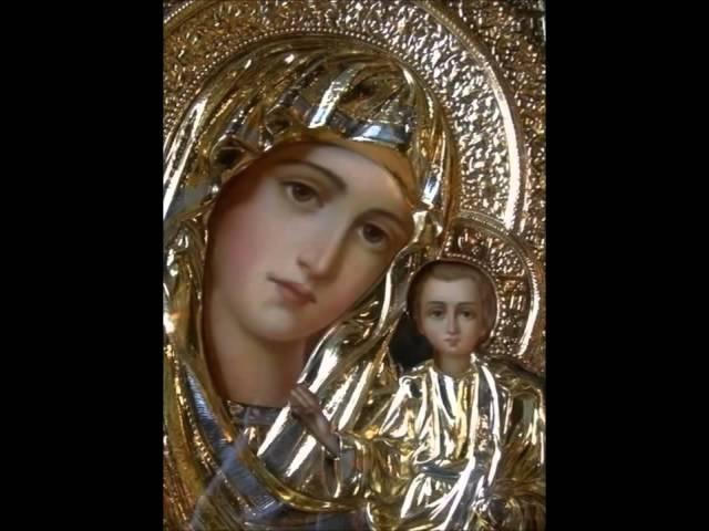 Афонские монахи призвали ежедневно читать акафист Казанской иконе Божией Матер...