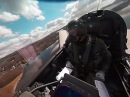 KODAK PIXPRO SP360 360° Inside Fighter Aircraft VR