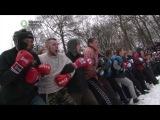 Более 100 тысяч горожан и гостей отметили Широкую Масленицу в Вологде