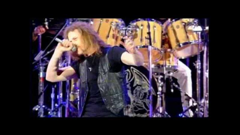 BRIAN MAY (Queen), TONY IOMMI JAMES HETFIELD (Metallica) - Stone Cold Crazy
