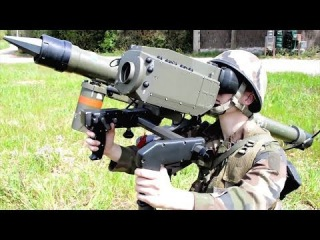 French Ministry Of Defense - Mistral Short Range Air Defence Missile System Eurosatory 2014 [720p]