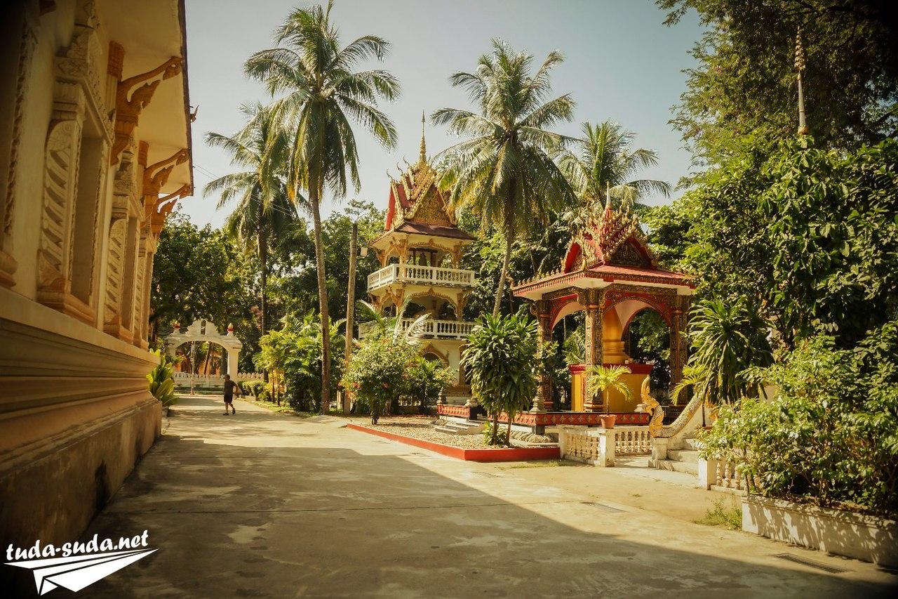 Храмы Вьетьян