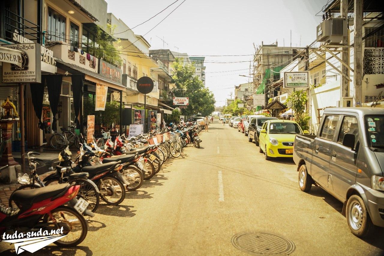 Вьентьян Лаос фото