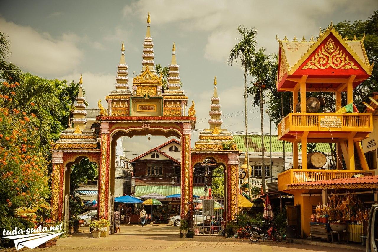 Храмы Лаос фото