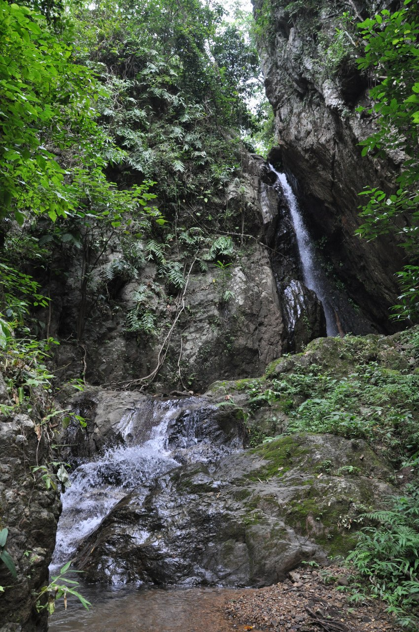 Национальный парк Намток Мае Сурин