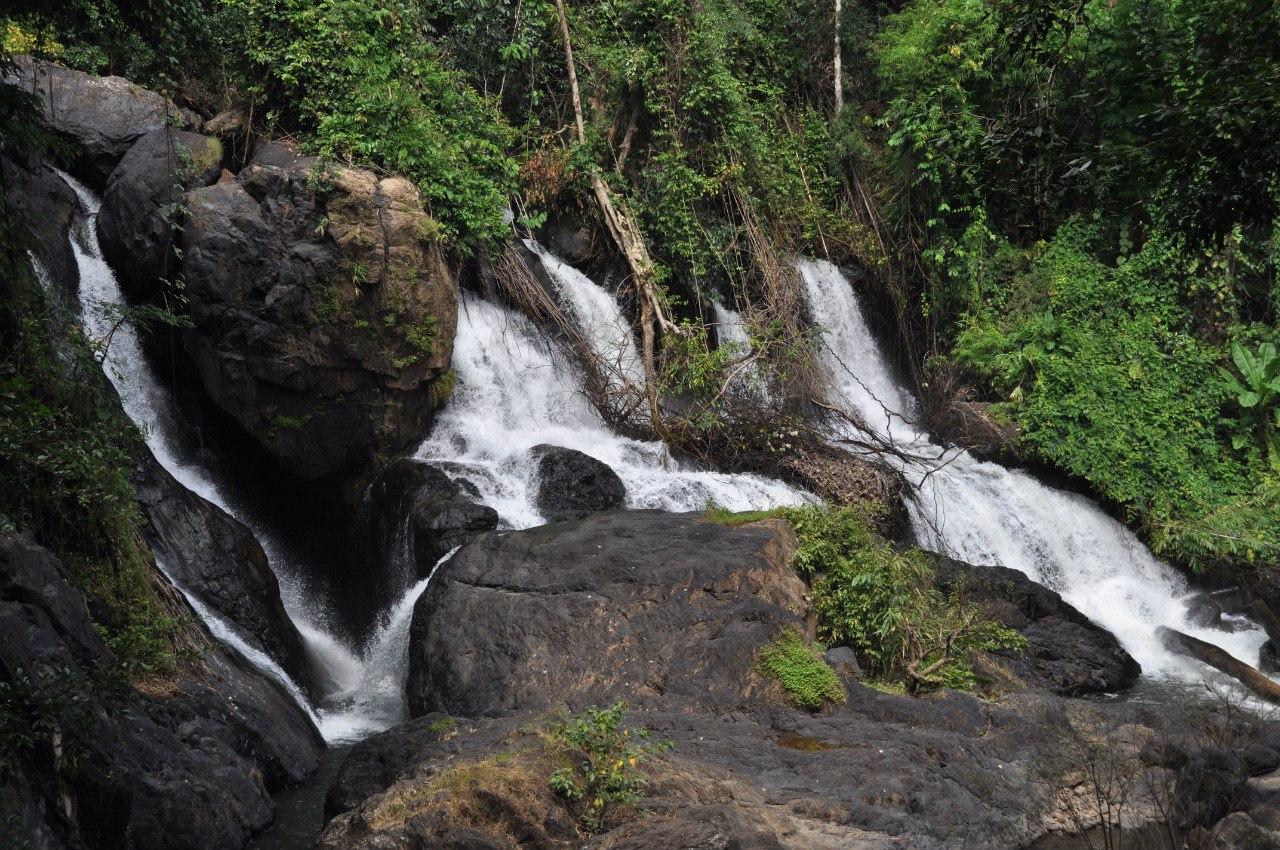 водопад Phasua