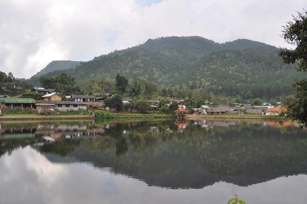 китайская деревня Rak Thai