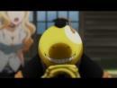 Ansatsu Kyoushitsu 13 серия русская озвучка OVERLORDS  Класс Убийц 13  Assassination Classroom [vk] HD