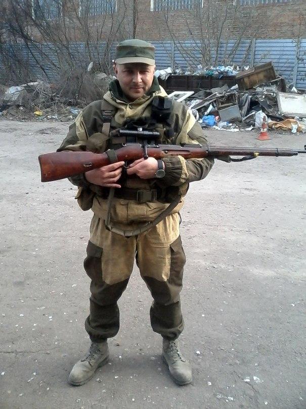 На Донбассе задержан российский снайпер, - блогер-расследователь - Цензор.НЕТ 2562