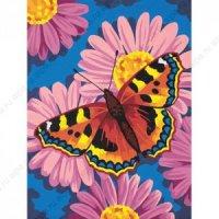 """Набор для раскрашивания """"цветы и бабочки"""", Dimensions"""