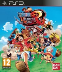 Blu-ray. one piece unlimited world red (ps3), Новый диск