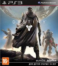 Blu-ray. destiny (ps3), Новый диск
