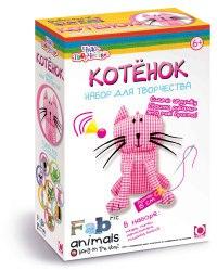 """Набор для творчества """"сшей игрушку. котёнок"""", арт. 00783, Origami"""