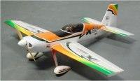 """Радиоуправляемый самолет """"extra 300"""", rtf, Hobbysky"""