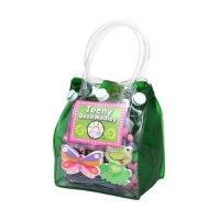 """Набор для творчества """"сумочка с бусинами"""", зеленая, Bead Bazaar"""