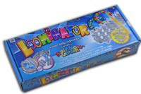 """Набор для плетения браслетов """"луминатор"""" (неразъемный станок), Rainbow Loom"""