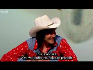 M Series Episode 4 Miscellany XL (eng sub) (Noel Fielding, Rhod Gilbert, Cariad Lloyd)