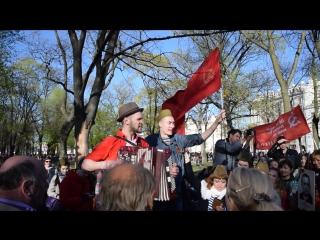 9 Мая - Джем-концерт - Александровский сад - 2