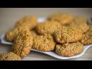 Постное Овсяное Печенье | Vegetarian Oatmeal Cookies ○ Ирина Кукинг