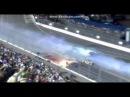 Austin Dillon Huge Crash On Final Lap Nascar 2015 Daytona (RAW VIDEO)