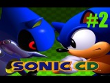Sonic the Hedgehog CD - Collision Chaos Act 2