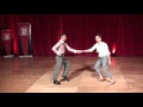 ESDC 2015 - Masters Lindy Hop J&ampJ - Finals - William Mauvais &amp Pamela Gaizutyte
