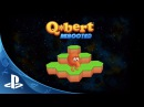 Q*Bert: Rebooted Trailer | PS4, PS3, PS Vita