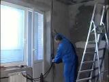 Монтаж электропроводки в квартире.
