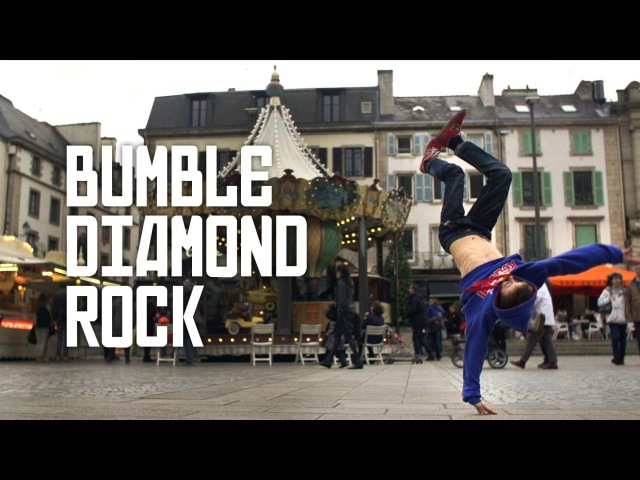 BBOYS BUMBLE BEE, NORD DIAMOND VADYROCK 12 yrs old in Quimper | Silverback Bboy Events x YAK FILMS
